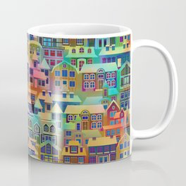 Fairytale City #2 Coffee Mug