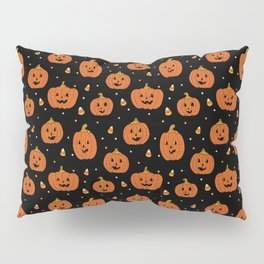 Happy Pumpkins Pillow Sham