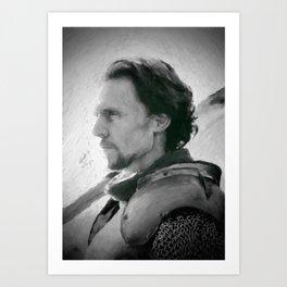 """Henry V """"Last Stand"""" Art Print"""