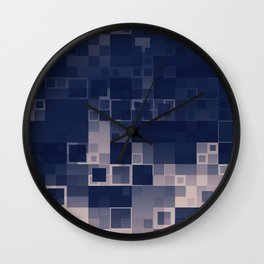 Cubeboard N2 Wall Clock