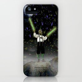 YODA-ling with FORCE - 027 iPhone Case