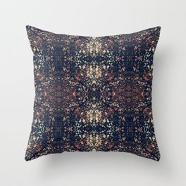 The Enchanted Forest No.12 Throw Pillow