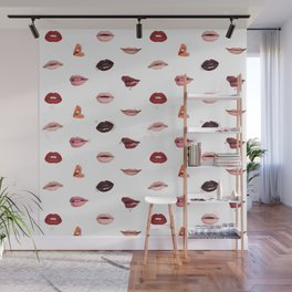 Pout Wall Mural