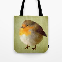 Chubby Bird Tote Bag