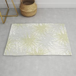 Silver or Gold Rug