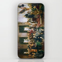 The Signing of the Constitution of the United States - Howard Chandler Christy iPhone Skin