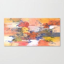 paisaje abstracto Canvas Print