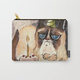 Birthday grump Carry-All Pouch