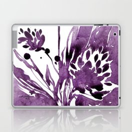 Organic Impressions No.104 by Kathy Morton Stanion Laptop & iPad Skin