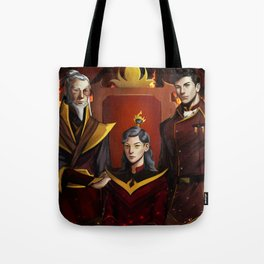 Fire Lords Tote Bag
