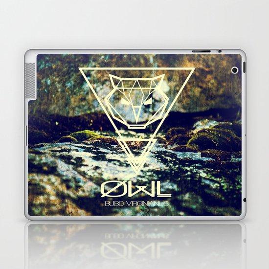 Geo-Owl Laptop & iPad Skin