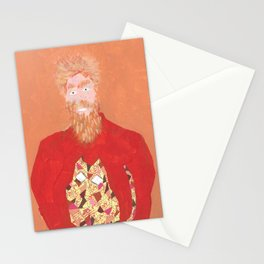 Hey Mate, check out my jumper! Stationery Cards