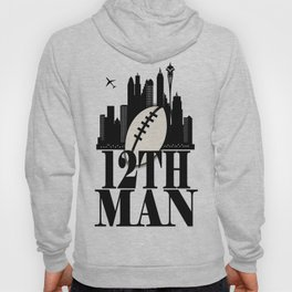 THE 12TH MAN  Hoody