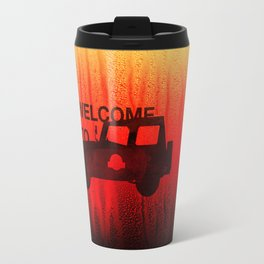Welcome To... Travel Mug