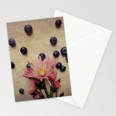 Blooms and Berries Stationery Cards