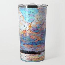 Sunset Time Travel Mug