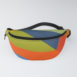 abstract geometric design for your creativity    Fanny Pack