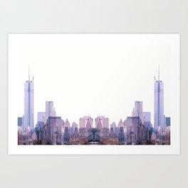 Brooklyn Views Art Print