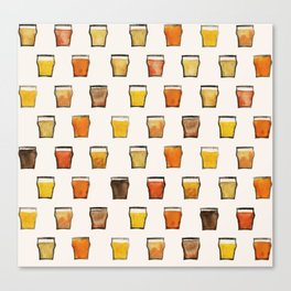 All the Beer in the World Canvas Print