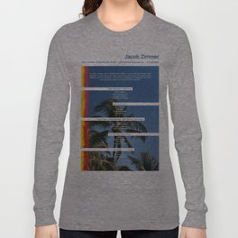 JZs Resume Long Sleeve T-shirt