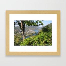 Burg Eltz Germany Framed Art Print