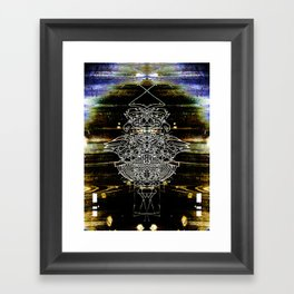 Zarfu4o Framed Art Print