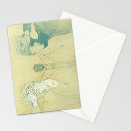 Jeff Buckley. Stationery Cards