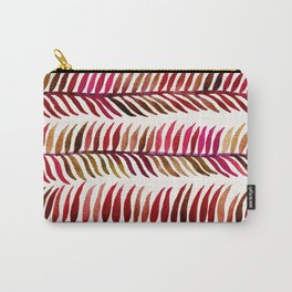 Red Stems Carry-All Pouch