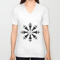illuminati V-neck T-shirts featuring Illuminati by Henderson GDI