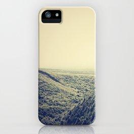 Nature Gradients .1 iPhone Case