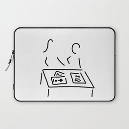 meeting decision design director Laptop Sleeve