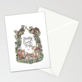 Happy Every Day! Stationery Cards