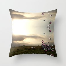 The North 2 Throw Pillow