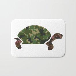 Camou Turtle Bath Mat