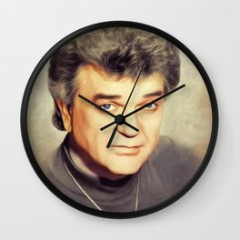 Conway Twitty, Country Legend Wall Clock