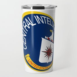 CIA Shield Travel Mug
