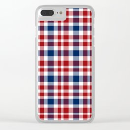 Holidays Clear iPhone Case