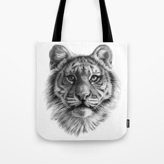 Tiger Cub SK106 Tote Bag