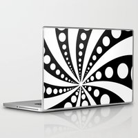 ed sheeran Laptop & iPad Skins featuring Ed Wood by Naked N Pieces