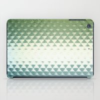 grid iPad Cases featuring Grid by Silja Rouvinen