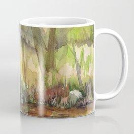 Forest Shrine Coffee Mug