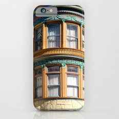 Windows on a house iPhone 6s Slim Case
