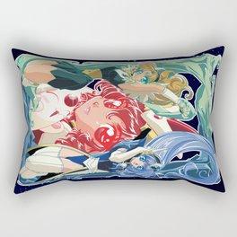 Magic Knight Rayearth Rectangular Pillow