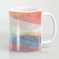 prism Mugs featuring Prism by Zeke Tucker