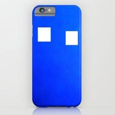 Minimalism Electric Blue Slim Case iPhone 6s