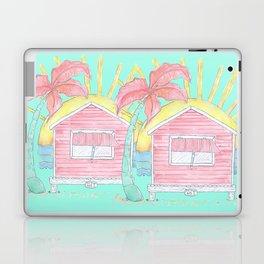 Beach Shack Vibes Laptop & iPad Skin