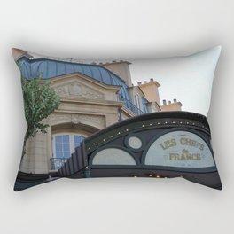 Les Chefs de France Rectangular Pillow