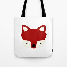 That Sly Fox  Tote Bag