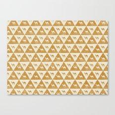 Egyptology Canvas Print