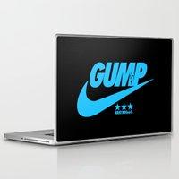 forrest gump Laptop & iPad Skins featuring Gump- JustDoIt IV by IIIIHiveIIII